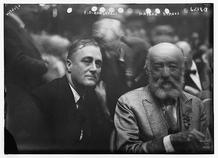 FDR & Nathan Straus